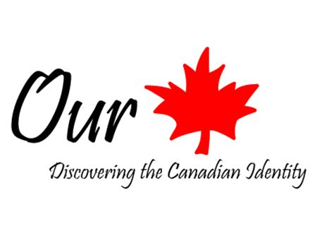 Thesis for Canadian identity